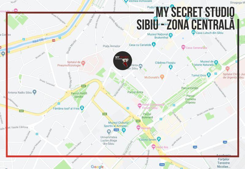 Mysecret Studio Videochat Sibiu