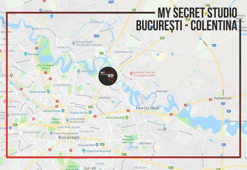 Mysecret Studio Videochat Bucuresti Colentina