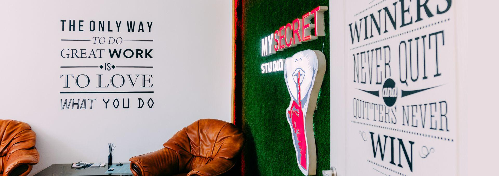 MySecret studio videochat bucuresti